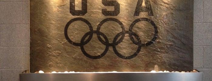 U.S. Olympic Training Center, Lake Placid is one of สถานที่ที่ Meghan ถูกใจ.