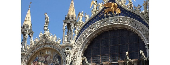 St. Mark's Campanile is one of Italy.