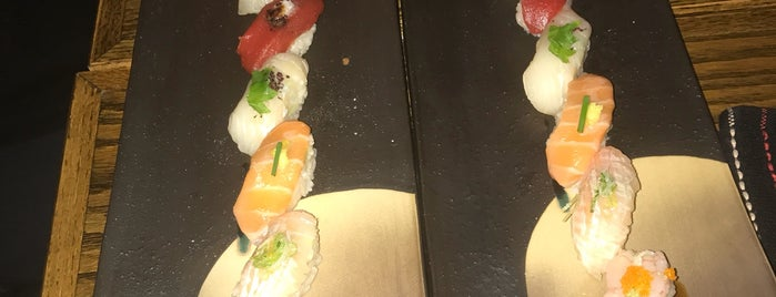 Sushi Nanase is one of Westchester & Hudson Valley.