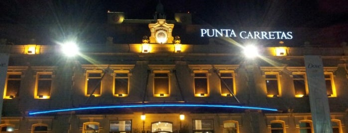 Punta Carretas Shopping is one of Conaprole Trip.