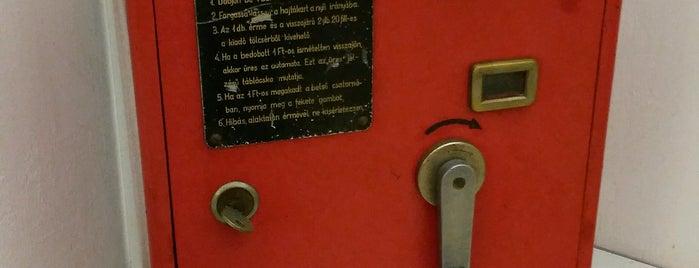 Telefónia Múzeum is one of Locais curtidos por Antony.