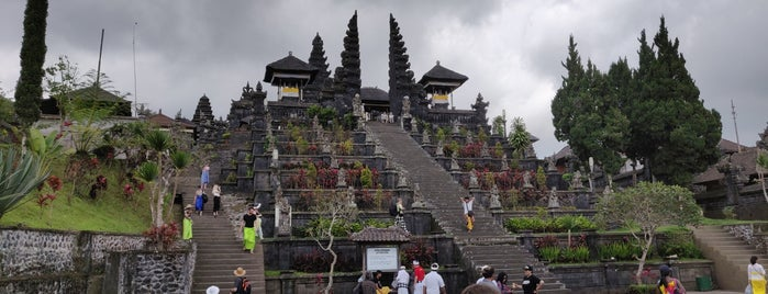 Besakih Temple is one of Bali.