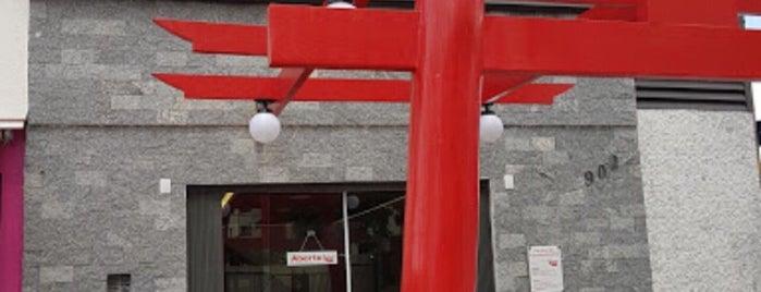 Moon Sushi is one of Luiza : понравившиеся места.