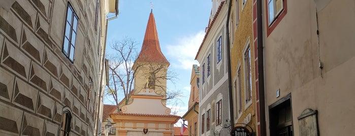 Kláštery Český Krumlov is one of Cesky Krumlov.