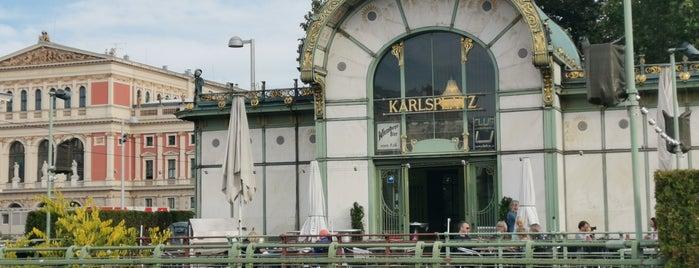 H Karlsplatz is one of wien.