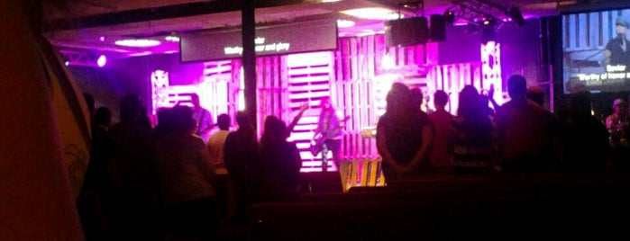 Element Church is one of Favorite placrs.