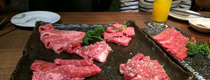 燃Moe日式碳火燒肉 is one of Taipei.
