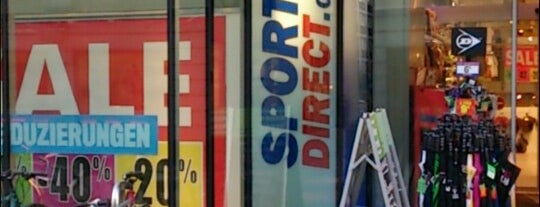 sportsdirect.com is one of Einkaufen.