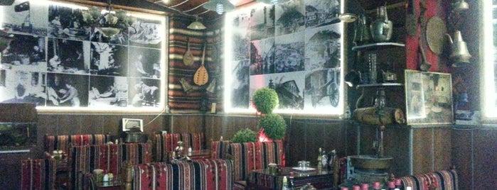 Gespeicherte Orte von Süleyman