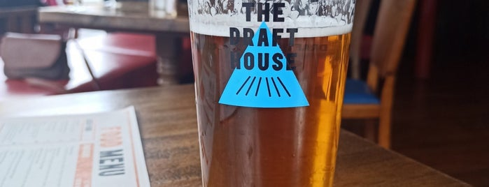 Draft House Camden Road is one of London's Best for Beer.