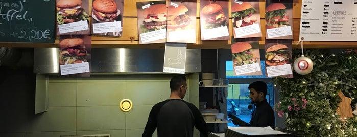 Bobsek Burger is one of Berlin.