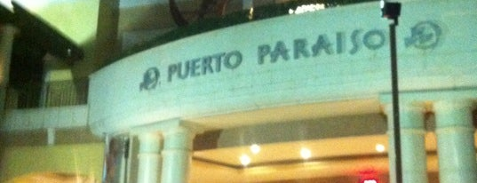 Puerto Paraíso is one of My favorite places.