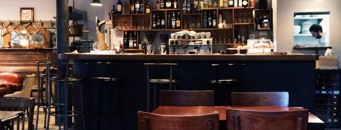 En Aparté is one of Barcelona's romantic restaurants by TimeOut BCN.
