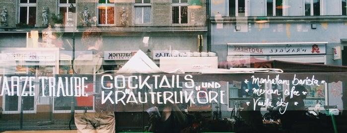 Kaffee 9 is one of Berlin.