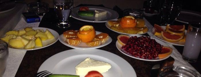 Derya Sini Kafe Restaurant is one of Aynur'un Kaydettiği Mekanlar.