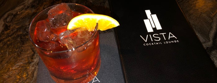 Vista Cocktail Lounge is one of Vegas 2015.