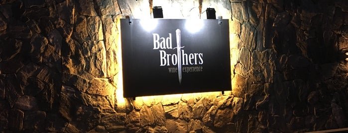 Bad Brothers Wine Experience is one of Mksさんのお気に入りスポット.