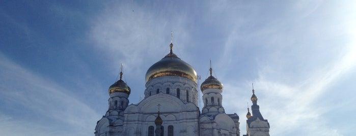 Белогорский Монастырь is one of Lara : понравившиеся места.