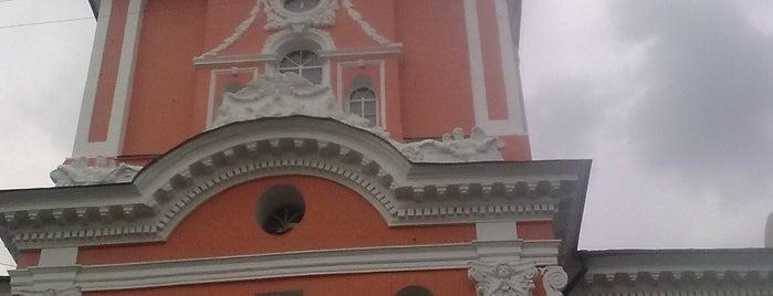 Церковь архангела Гавриила is one of Lara : понравившиеся места.