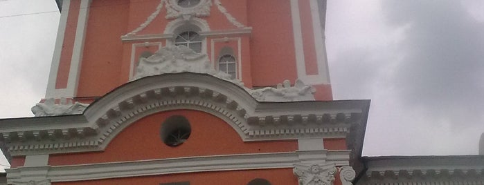 Церковь архангела Гавриила is one of Lara 님이 좋아한 장소.