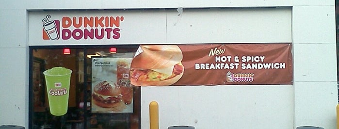 Dunkin' is one of Lugares favoritos de Montana.