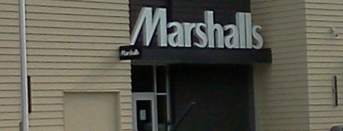 Marshalls is one of Orte, die Rachel gefallen.