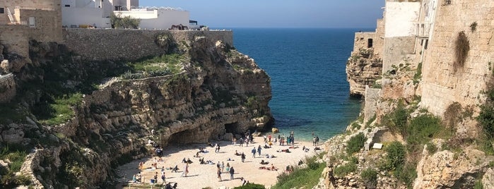 Polignano a Mare is one of Puglia, Italia.