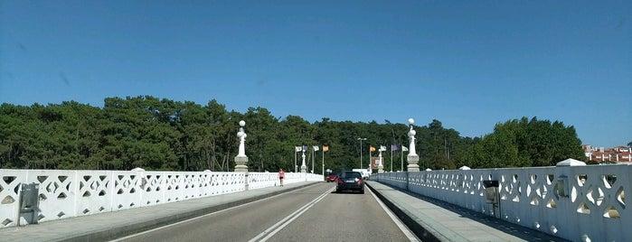 Ponte da Toxa is one of El Grove.