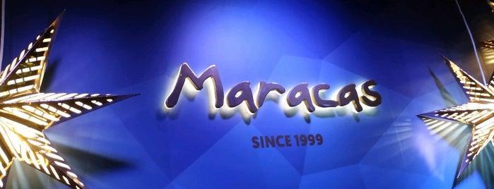 Maracas is one of Lleida.