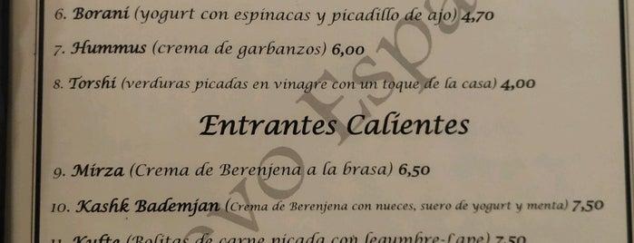Nuevo Espacio 2 is one of HL Restaurants OK MAD.