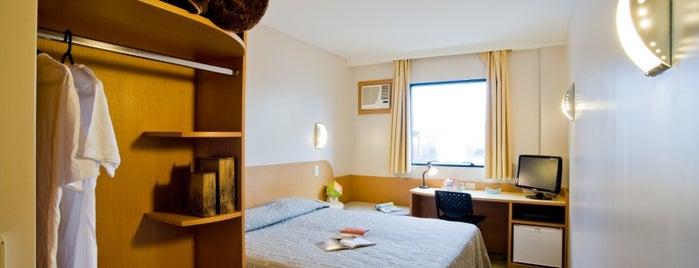Hotéis Curitiba