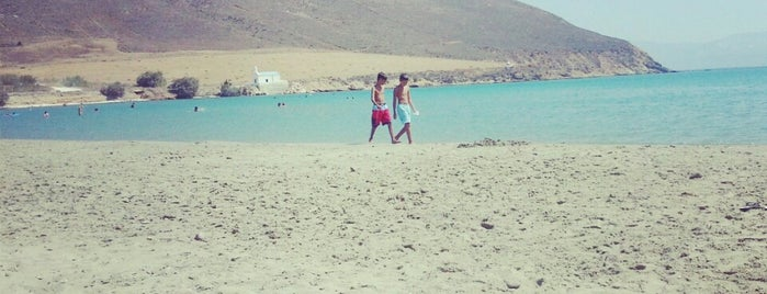 Molos Beach is one of greece.