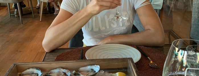 Panorama Oyster Bar is one of Enriqueさんのお気に入りスポット.