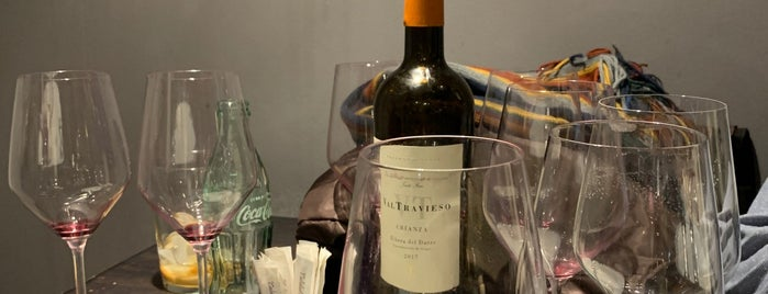 La Txitxarreria is one of Restaurantes con Vinos de Madrid.