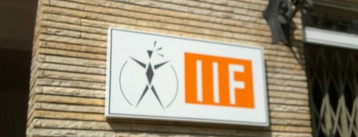 IIF - Instituto Internacional de Fotografia is one of Posti che sono piaciuti a André.