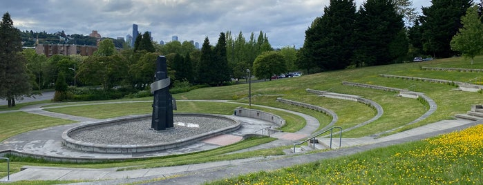 Martin Luther King, Jr. Memorial Park is one of Seattle's 400+ Parks [Part 2].