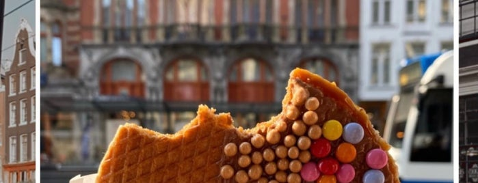 Melly's Stroopwafels is one of AMS.