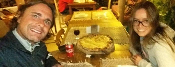 Pizzaria Graphite is one of Rosa e Garopaba.