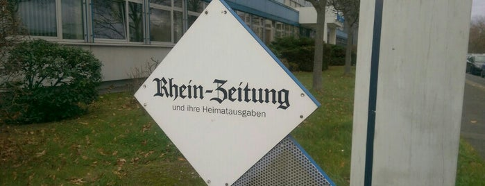 Rhein-Zeitung is one of The Next Big Thing.