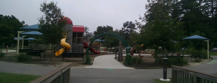 Knightdale Station Playground is one of Knightdale To-do list.