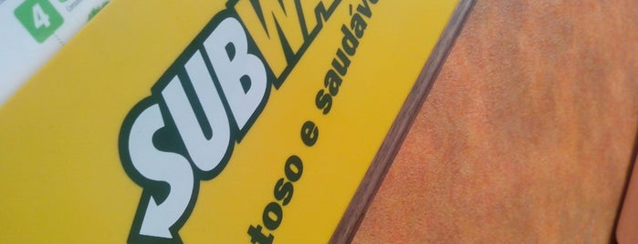 Subway is one of BOM LUGAR.