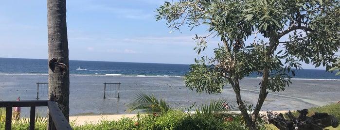Warung Jukung Beach Bar And Restaurant is one of Bali.