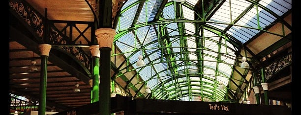 Borough Market is one of Let's go to London!.