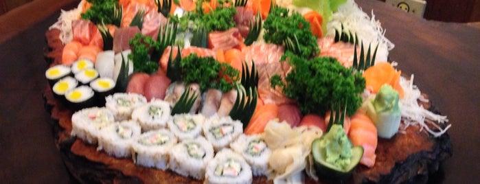 Sushi Yoshi Amigo is one of Glauber: сохраненные места.