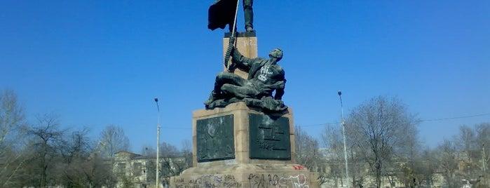 Парк Адміралтейський is one of СтареENький Город.