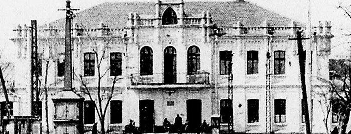 Городская больница № 1 / City Hospital #1 is one of СтареENький Город.