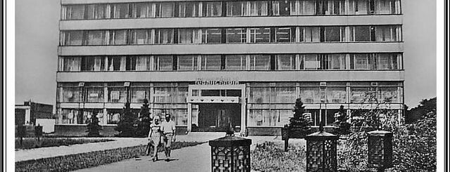 ДБ «Юбилейный» is one of СтареENький Город.