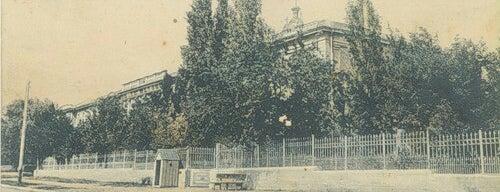 Николаевский строительный колледж is one of СтареENький Город.