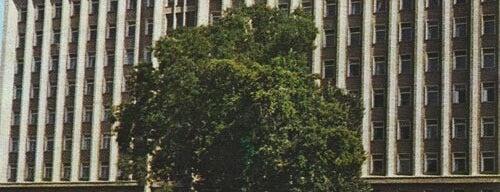 Николаевская областная государственная администрация is one of СтареENький Город.