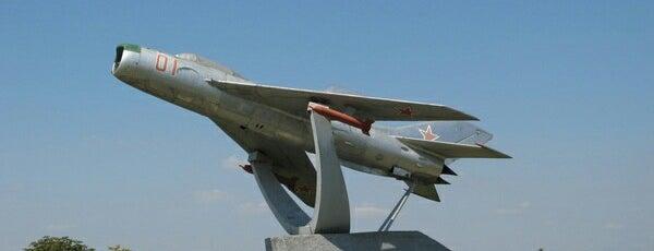 Самолет МиГ-19ПМ is one of СтареENький Город.